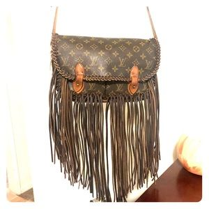 Authentic Vintage LV Boho Bag